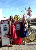 Promo Girls Goodwood festival