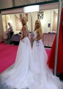 bridal models UK