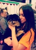 exhibition girls London Pet Show