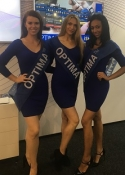 event hostesses London ICE Gaming Show
