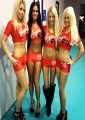 hire models and hostesses at ICE London Excel