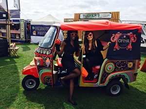 festival staff for hire Derbyshire