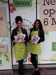 shopping centre & retail promo staff Solihull