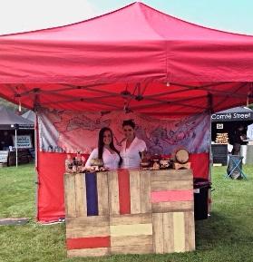 festival staff Peterborough Showground