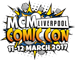 MCM Comic Con At The Exhibition Centre Liverpool