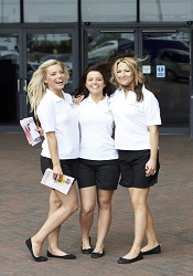 promotional models walsall