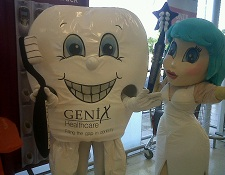 costume staff glasgow, promotional mascots for hire glasgow