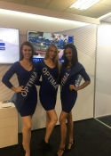 event hostesses NEC Bimingham