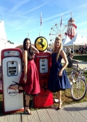 Promo Girls Goodwood festival