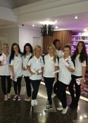 promo girls staffordshire