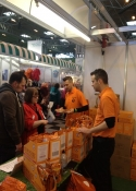 exhibition sales staff National Exhibition Centre, NEC