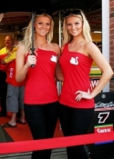 Promo girls twins