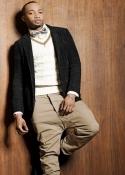 male-black-promo-model