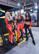 promo girls for bike shows