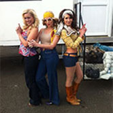 Film Extras supplied by Pitlane Promotions