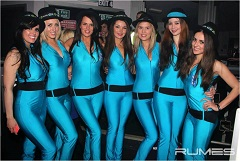 nightclub promotion girls, shot girls