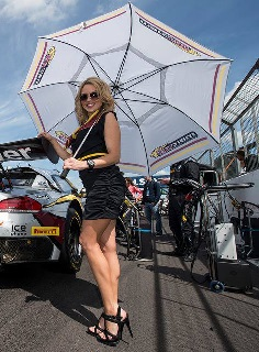 grid girls for hire