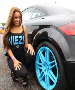 promo girls autosport