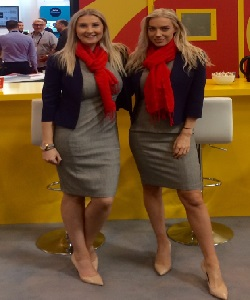 hire staff for Bike Show Manchester