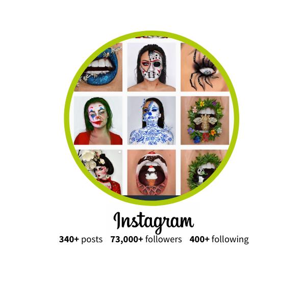 Instagram Make Up Influencer