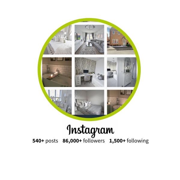 social media house and home influencer