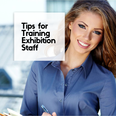 Tips For Training Exhibition Staff